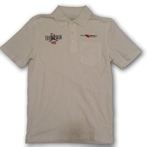 Donald Trump Trumpman Golf Polo Shirt NWT